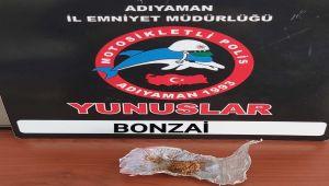 Adıyaman'da Şüpheli Otomobilde Uyuşturucu Ele Geçirildi