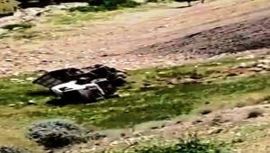 Adıyaman'da Tır Uçuruma Devrildi: 1 Kişi Ağır Yaralandı - Videolu Haber