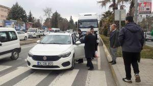 Adıyaman'da TIR Yayalara Yol Veren Otomobile Çarptı: 1 Yaralı - Videolu Haber
