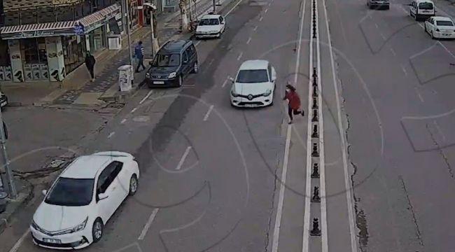 Adıyaman'da trafik kazaları kamerada - Videolu Haber