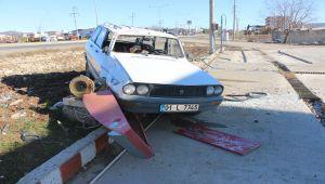 Adıyaman'da Trafik Kazası: 1 Ölü, 2 Yaralı - Videolu Haber