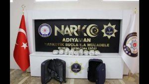 Adıyaman'da uyuşturucu operasyonu: 94 kişi tutuklu