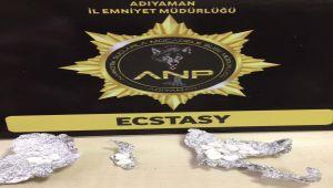 Adıyaman'da uyuşturucu satıcılarına operasyon:2 gözaltı