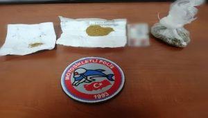 Adıyaman'da Uyuşturucu Ticareti: 2 Gözaltı