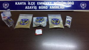 Adıyaman'da Uyuşturucu  Ticareti Yapan 2 Kişi Tutuklandı