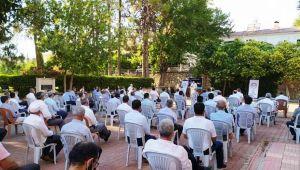 Adıyaman'da 'Vekaletle Kurban' organizasyonu bilgilendirme toplantısı