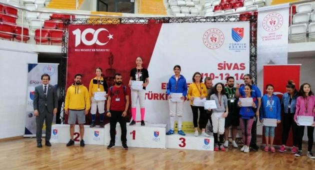 Adıyaman, Eskrimde Yine Türkiye Şampiyon Oldu
