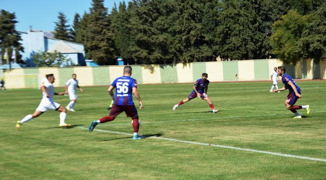 Adıyaman FK: 0 - Hekimoğlu Trabzon Spor: 1