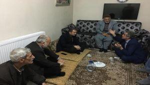 Adıyaman Halkı, Başkan Kılınç'ın 'Çat Kapı' Ziyaretlerinden Memnun