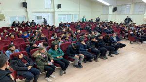 Adıyaman Nemrut Rotary Kulübü'nde, 'Siber Zorbalık' Eğitimi
