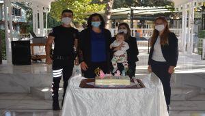 Adıyaman Polis Eşleri Derneği'nden 'Hoş geldin bebek' etkinliği