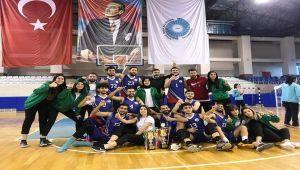 Adıyaman Üniversitesi Erkek Basketbol Takımı 1. Lige Yükseldi