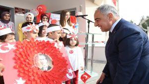 Adıyaman Üniversitesi Kreşinde Cumhuriyet Bayramı Kutlaması
