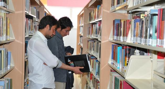 Adıyaman Üniversitesi Kütüphanesi Halka Açıldı