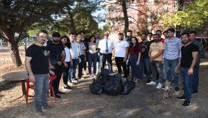 Adıyaman Üniversitesinde Çevre Kirliliğine Dikkat çekildi