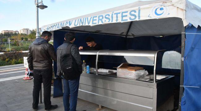 Adıyaman Üniversitesinde Sabah Çorbası İkramı Başladı