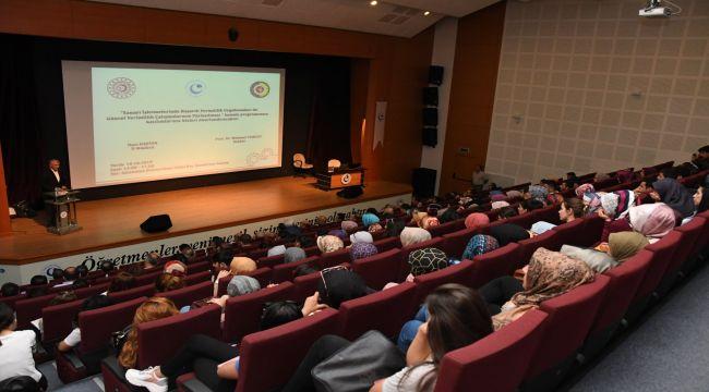 Adıyaman Üniversitesinde 'Verimlilik' Masaya Yatırıldı