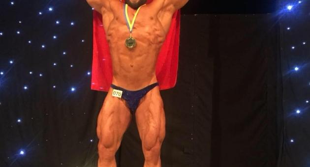 Adıyaman Üniversitesinden Türkiye Vücut Şampiyonu