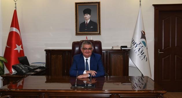 Adıyaman Valisi Pekmez'in 19 Mayıs Atatürk'ü Anma, Gençlik Ve Spor Bayramı Mesajı