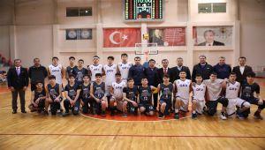 Adıyamanlı Basketçiler Açılış Seremonisinde İdlib Şehitlerini Andı