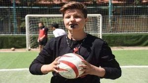 Adıyamanlı genç antrenör Busenur'a milli takımdan davet
