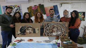 Adıyamanlı Gençler İlk Kez Mozaikle Tanıştı