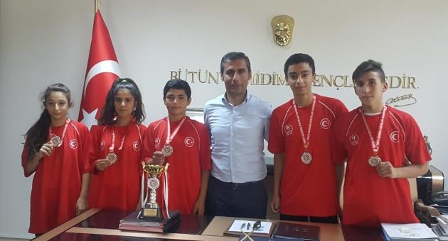 Adıyamanlı Judocular Sinop'tan Başarıyla Döndü