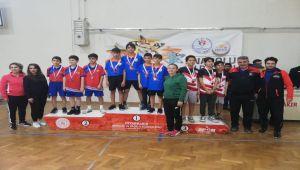 Adıyamanlı Öğrenciler, Masa Tenisinde Türkiye Yarı Finallerine Katılacak