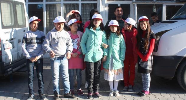 Adıyamanlı Öğrenciler Şanlıurfa'yı Gezdi - Videolu Haber