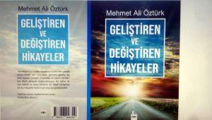 Adıyamanlı yazar Öztürk, ilk kitabını İl Milli Eğitim Müdürlüğü camiasına taktim etti