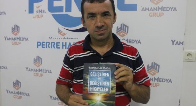 Adıyamanlı Yazar Öztürk Yeni Kitabını Tanıttı - Videolu Haber
