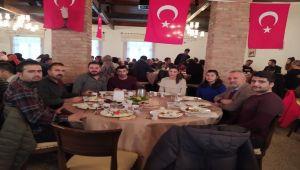 Adıyamanlılar Vakfı Ankara Şubesi Bursiyerleri Hemşerileri İle Buluşturdu