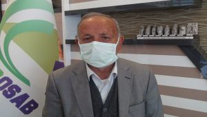 ADOSAB Başkanı Çelenk: Ankara'yı aşıyoruz ama yerel bürokrasiyi geçemiyoruz