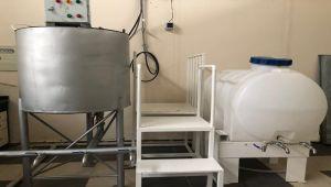 ADYÜMLAB Müdürü Doç. Dr. Genç: 5 ton sıvı el sabunu ve 2.5 ton el dezenfektanı ürettik