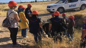 AFAD gönüllülerine uygulamalı eğitim verilmeye başlandı