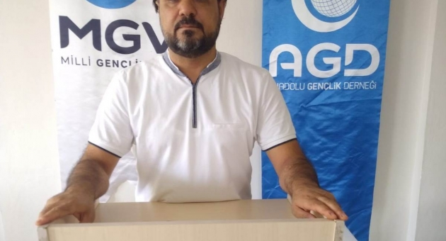 AGD'den Keşmir Açıklaması