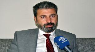 AK Parti Adıyaman Eski İl Başkanı Dimez, Parti'den İstifa Etti