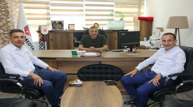 AK Parti Adıyaman İl Başkanı Dağtekin: Perre Haber Ajansı ile gurur duyuyoruz - Videolu Haber