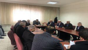 AK Parti Adıyaman İl Genel Meclisi Grup Toplantısı