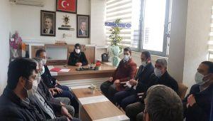 AK Parti Adıyaman İl Kadın Kollarında devir teslim töreni