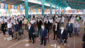 AK Parti Adıyaman İlçe Başkanı Alkayış güven tazeledi - Videolu Haber