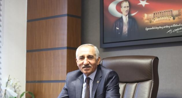 AK Parti Adıyaman Milletvekili Taş, 10 Nisan Polis Teşkilatının Kuruluş Gününü Kutladı
