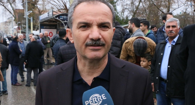 AK Parti Belediye Başkan Adayı Kılınç: