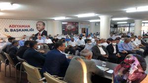AK Parti'de bayramlaşma töreni - Videolu Haber