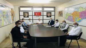 AK Parti'de iki beldenin teşkilat başkanları belirlendi