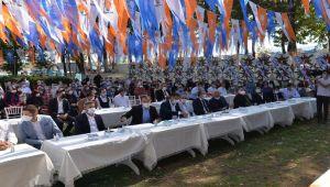 AK Parti Gölbaşı'nda İlçe Başkanı Toydaş güven tazeledi
