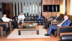 AK Parti heyeti Adıyaman'ın eksiklerini tamamlamak için Ankara'da
