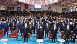 AK Parti İl Başkanı Dağtekin, güven tazeledi - Videolu Haber