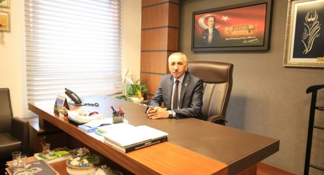 AK Parti Milletvekili Taş'ın Gençlik Ve Spor Bayramı Mesajı