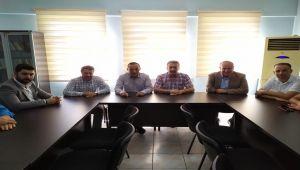 AK Parti Teşkilatından Adıyaman Kent Konseyine Ziyaret